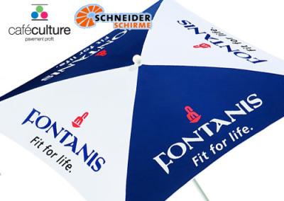 Portable parasol